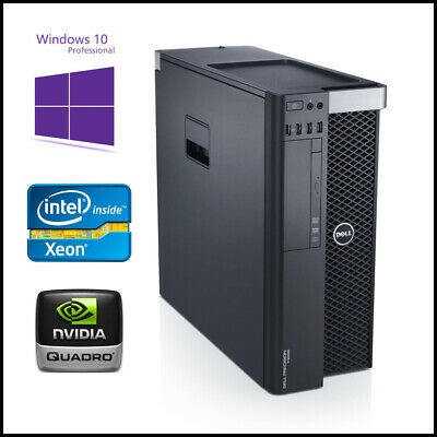 Dell Precision T3600 WorkStation Tower