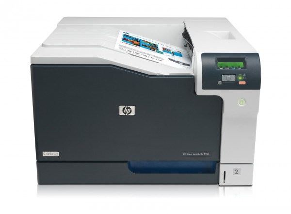 Laserdrucker Color HP LaserJet Prof. CP5225dn Demoware