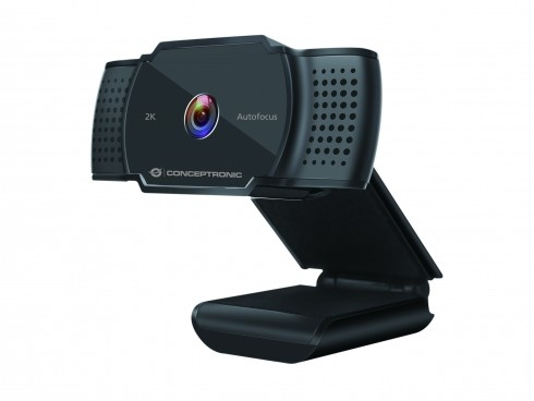 Conceptronic AMDIS02B 2K Webcam USB2.0