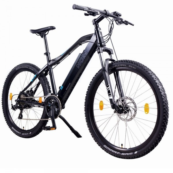 "NCM ""Moscow""Mountain E-Bike 69,85 (27,5""),schwarz"