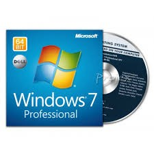 WINDOWS 7 Prof. 32/64 Bit Deutsch Vollversion OEM