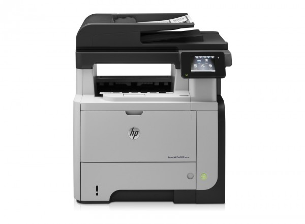 "HP LaserJet Pro M521dn Multifunktion ""Demoware"""