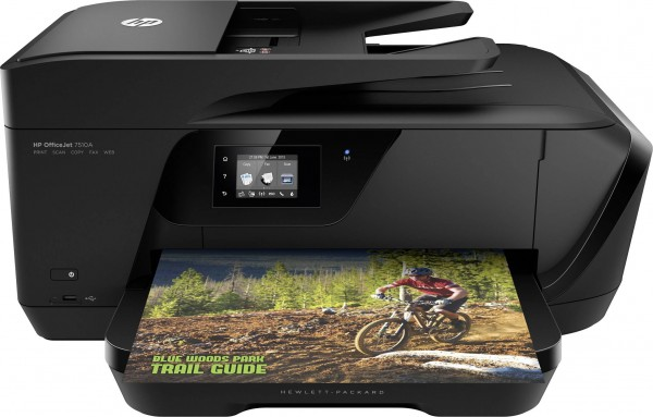 Tintenstrahl All-in-One HP Officejet 7510 A3 Demoware
