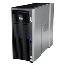 Pc System HP Z800 T MT WorkStation