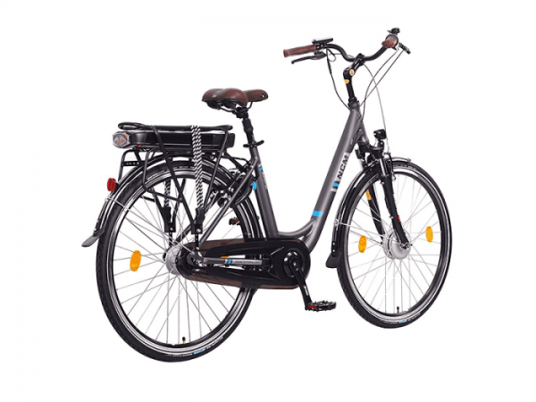 "NCM ""Munich N8C "" City E-Bike71,12 (28"") Anthrazit"