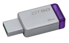 Kingston 8GB Data Traveler USB-Stick