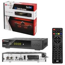 DVB-C Digital Receiver Opticum AX C100 HD schwarz