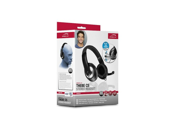 Speedlink THEBE CS Stereo HEADSET