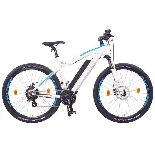 "NCM ""Moscow"" Mountain E-Bike 73,66 (29""),weiss"
